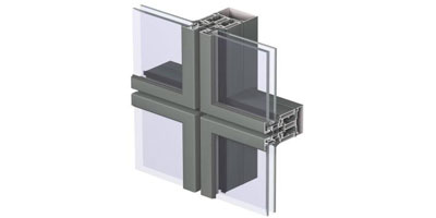 Langai ir durys iš aliuminio